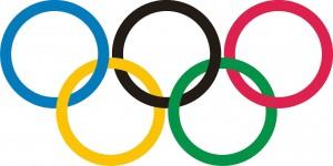 олимпийский мишка вектор скачать