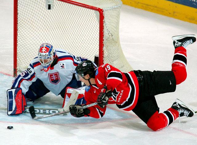 Хоккейная Канадская сборная не попадает в Сочи в 2014 году